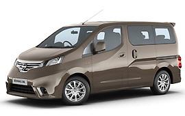Foto Nissan Evalia Diesel