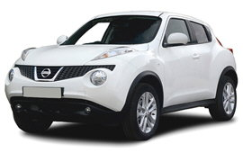 Photo: Nissan Juke