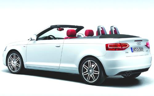 Photo Audi A3 Cabrio