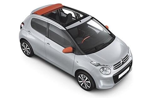 Photo Citroën C1