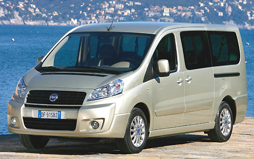 Photo Fiat Scudo Diesel