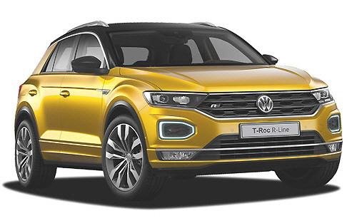 Photo VW T-Roc