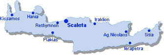 Scaleta: Site Map