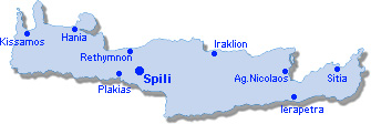Spili: Site Map